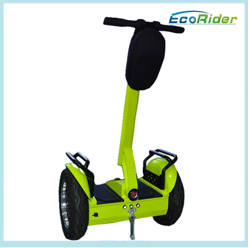 Street Patrol Self Balancing Smart Electric Scooter 20Km / H Max. Cruise Speed