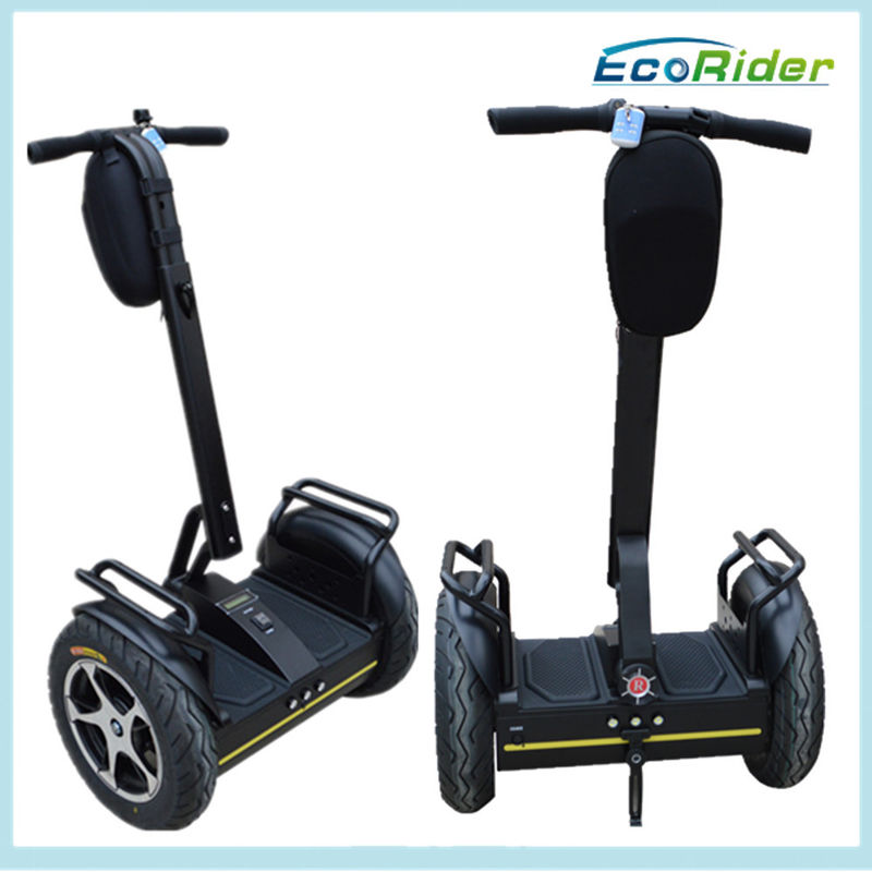 Self Balancing 2000 Watt Electric Scooter / Two Wheel Battery Scooter