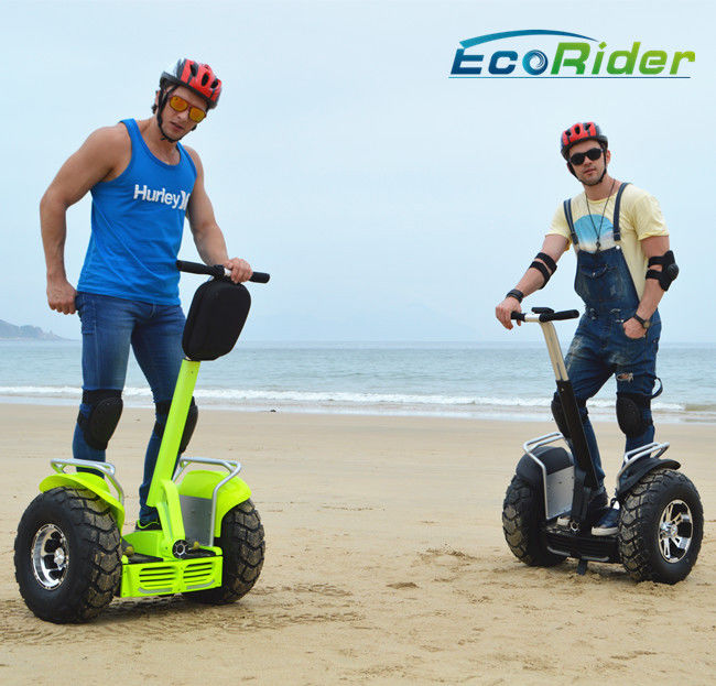 Ecorider E6 4000W Self Balancing Personal Transporter Off Road Segway Scooter