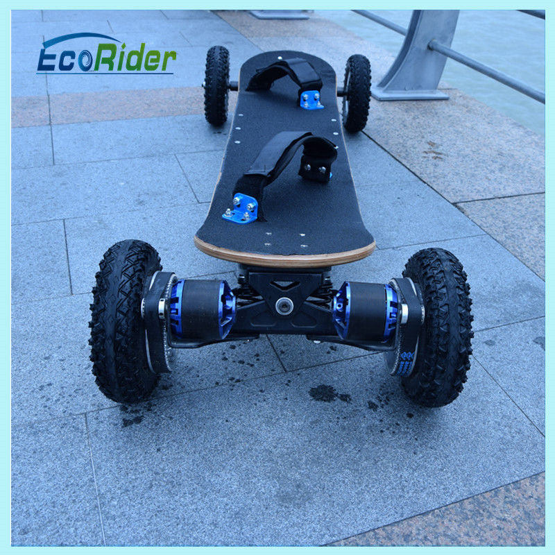 Off Road 4 Wheels Lithium Battery Electric Scooter 36v 1800w For Adults