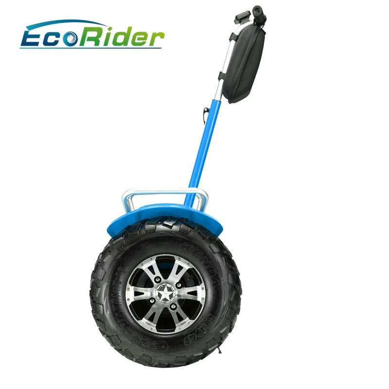 Electric Chariot Hoverboard Scooter , Off Road Segway 2 Wheel Electric Scooter