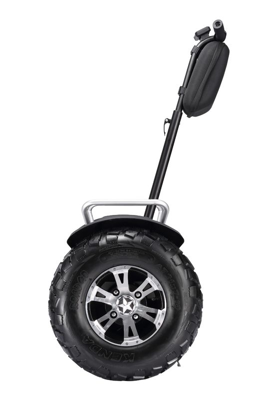 Big Tire Segway Two Wheeled Vehicle , 4000w Off Road Scooters For Adults