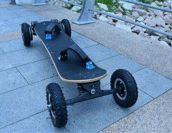 1800Watt Brushless Hoverboard Scooter, EcoRider Skateboard điện Maple Deck